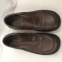 11 5M Loafers Leather Merrell Moc Men Slip Brown Redwood On Comfort Guru qzzvCUt