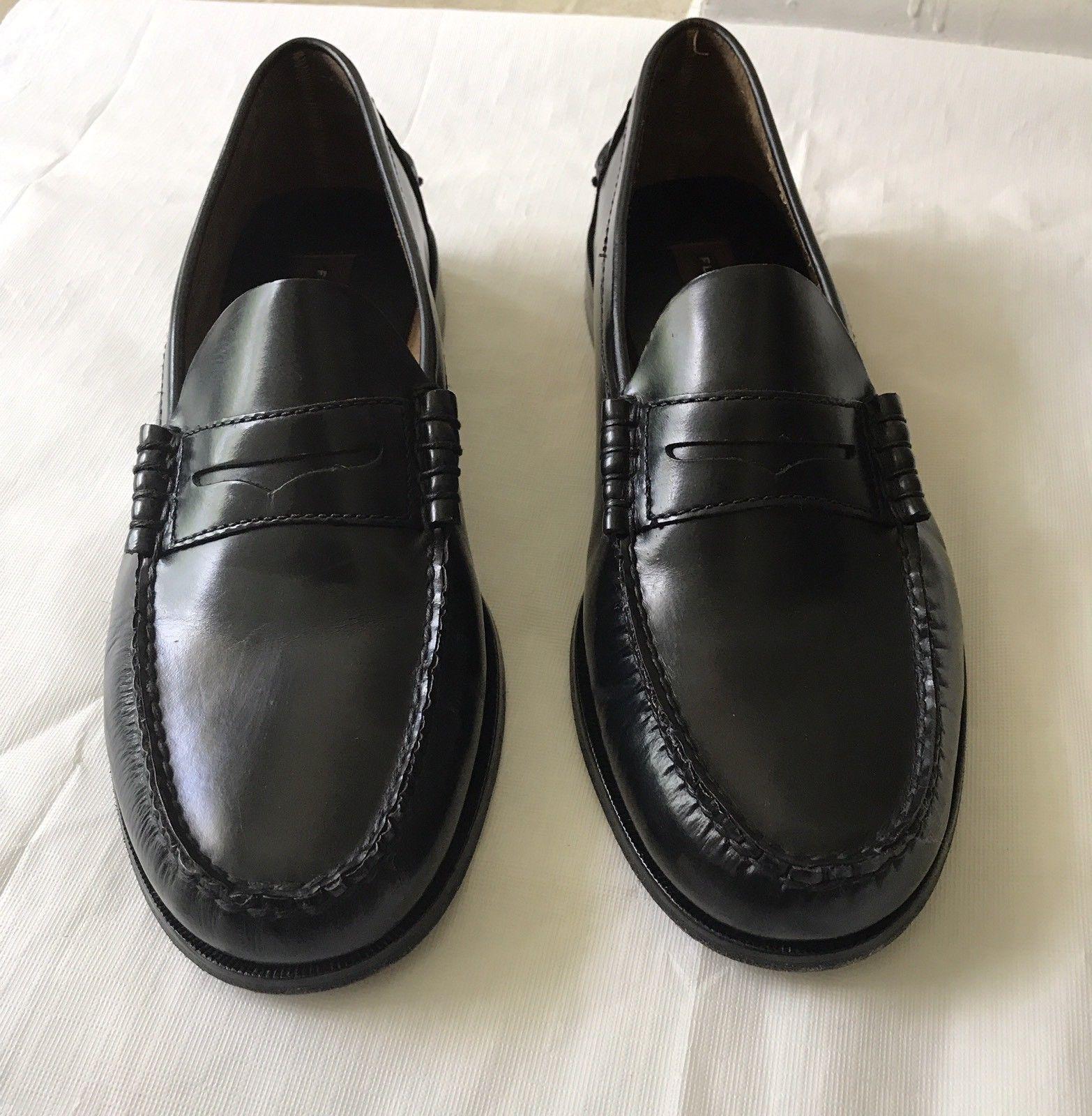 a77601d564c Florsheim Men s Black Leather Moc Penny and 50 similar items. S l1600