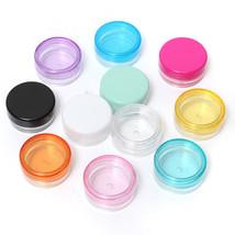 Empty Eye Cream Container Bottle Jar Makeup Plastic Eyeshadow Cosmetics ... - $2.47+
