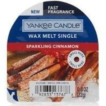 Yankee Candle Sparkling Cinnamon Wax Melts (6) Six - $18.00