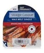 Yankee Candle Sparkling Cinnamon Wax Melts (6) Six - $18.00