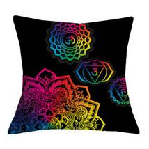18''Decorative Gift Bedroom Sofa Decoration Colorized Pillow case Cushio... - $5.96