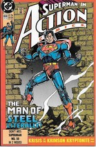 Action Comics Comic Book #659 DC Comics 1990 VERY FINE- UNREAD - $1.99