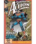 Action Comics Comic Book #659 DC Comics 1990 VERY FINE- UNREAD - $1.99