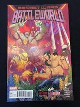 Marvel Comics Secret Wars: Battleworld Issue 3 2015 - $9.95