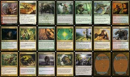 Domri's Domain   MTG Magic Gathering Red White Green 60 Card Planeswalke... - $29.99
