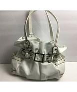 Wilson's Leather White Shoulder Bag - $18.69
