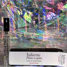 NEW IN BOX Juliette Has A Gun Not A Perfume SUPERDOSED 5mL Amped Up!