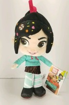"Vanellope Plush Stuffed 12"" Wreck It Ralph Breaks Internet Movie Disney ... - $21.77"