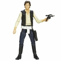 """Star Wars"" [Hasbro Action Figure] 6 Inches ""Black"" # 08 Han Solof/S - $101.47 CAD"