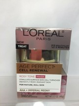 L'Oreal Care Age Perfect Cell Renewal Rosy Tone Mask 1.7oz Treat  - €2,48 EUR