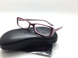 Ray Ban Eyeglasses RB 5243 Rose 5087 Size 50mm Red Frame - $69.27
