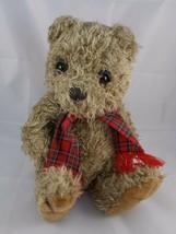 """Fiesta America Wego Teddy Bear Plush 11"""" 1991 Stuffed Animal - $7.95"""