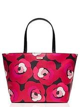 Kate Spade Grant Street Grainy Vinyl Jules Decorated Rose Oriented Red $298 - $247.50