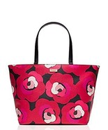 Kate Spade Grant Street Grainy Vinyl Jules Decorated Rose Oriented Red $298 - $247.50