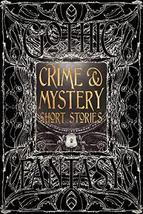 Crime & Mystery Short Stories (Gothic Fantasy) [Hardcover] Edwards, Martin; Camp image 2