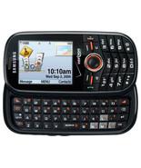 Samsung SCH-U460 Intensity 2 Black (Verizon)(Page Plus) QWERTY Cell Phone - $39.59