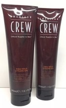 (New) American Crew Firm Hold Styling Gel - 13.1 oz Lot of 2 - $28.70