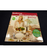 Semi-Homemade Gatherings by Sandra Lee 2006, Paperback Greative ideas Re... - $7.13
