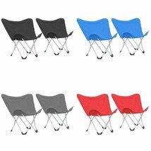 Outdoor Folding Chair Set Camping Hiking Beach Picnic Portable Travel Ho... - $79.13+