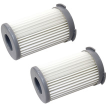 2-Pack HQRP HEPA Cartridge Filter for Electrolux EF75B, UF71B, 9001959494  - $14.64