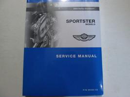 2003 Harley Davidson Sportster Servicio de Reparación Taller Manual Nuevo 2003 - $178.81