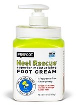 PROFOOT Heel Rescue Foot Cream, 16 oz (Pack of 3) - $27.70