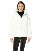 Calvin Klein Women's Puffer Jacket with Oversized Collar - $114.06+