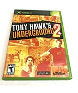 Tony Hawk's Underground 2, Microsoft Original Xbox, 2004, Video Game No ... - $12.86