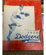 Brooklyn Dodgers Baseball Yearbook  1950 ,,,,,,,,Great Condition! - $98.01