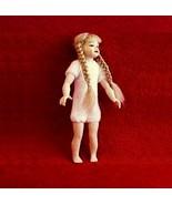 DOLLHOUSE Girl Doll Undressed HOXKK01 Heidi Ott blond braids NRFB Miniature - $47.50