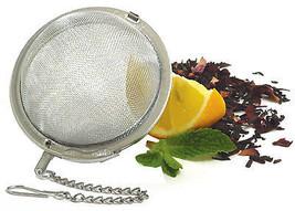 Tea Ball, Stainless Steel Mesh, 2.5-In. - £11.86 GBP