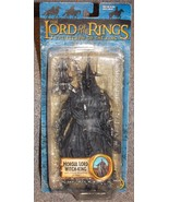 2004 Lord Of The Rings Morgul Lord Witch King Action Figure New In The P... - $54.99
