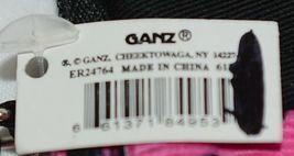 GANZ Brand Hot Pink Black Polka Dots iPad Tablet Skirt Carrying Case image 5