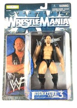 Stone Cold Steve Austin WWF WWE Jakks Action Figure Signature Series 3 1... - $24.70
