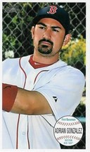 2011 Topps Lineage Giant Box Loaders #TG11 Adrian Gonzalez Red Sox NM-MT - $5.00