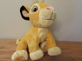 Disney Simba Plush From The Lion King Authentic... - $9.99