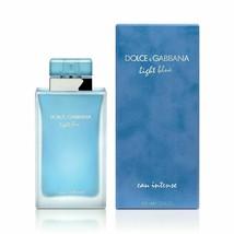 Dolce & Gabbana Light Blue Eau Intense For Women Eau De Parfum Spray 3.3 oz - $69.99