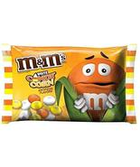 M&M's Candy Corn White Chocolate Candies 8 OZ Bag - $11.40