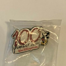 100 Years Of Magic Pin Walt Disney Worlds Mickey Mouse - $17.41