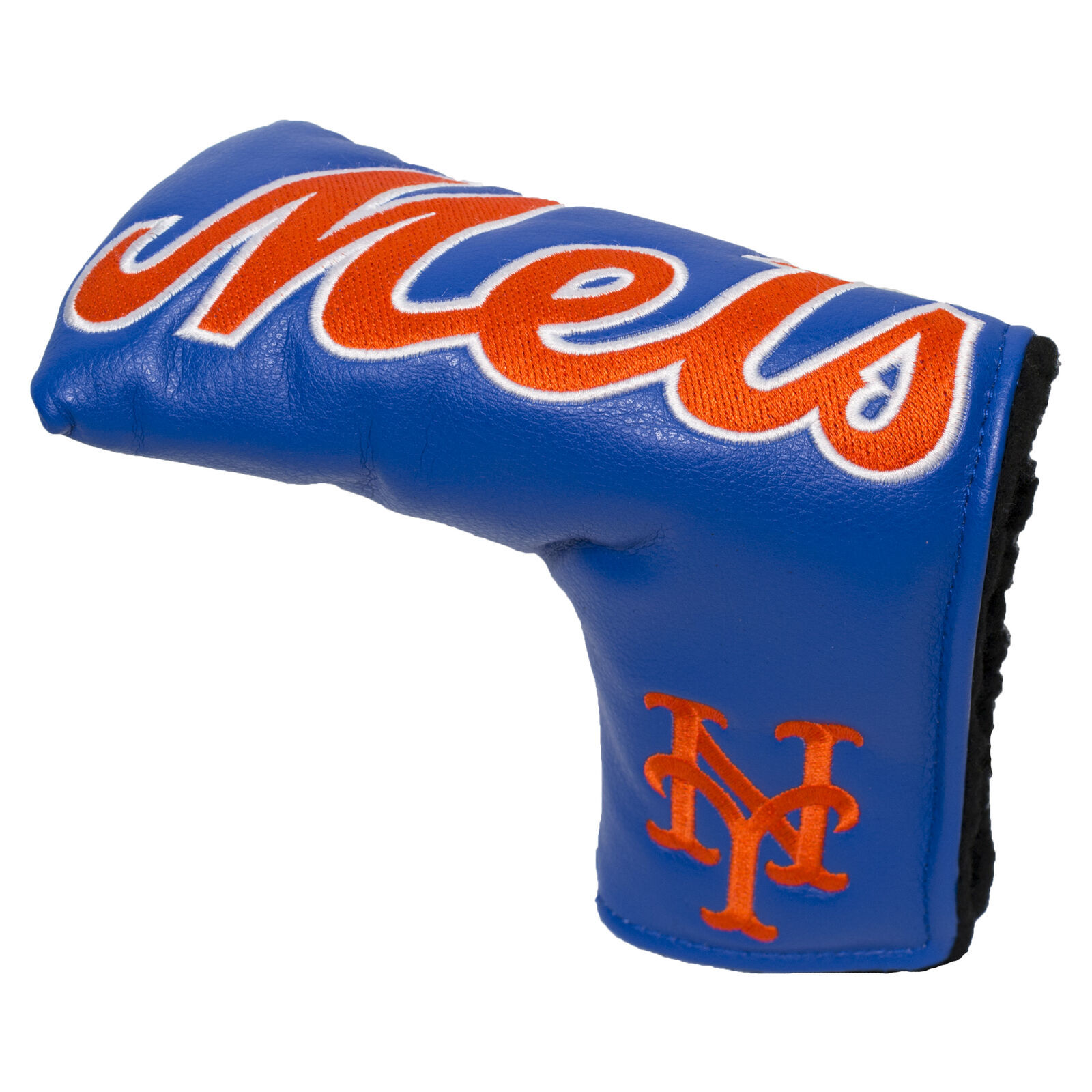 Primary image for NEW YORK METS Team Golf Blade Putter Cover MAGNETIC CLOSE MLB LICENSED