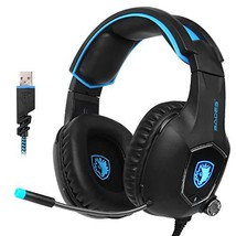 SADES Gaming Headset Xbox One Gaming Headset, Gaming Headsets (W2-Headset-R13) - $25.32