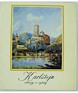 Rare-Karlstejn Obrazy A Rytiny Paperback – 1951 -by Karel Sefrna & Miros... - $79.15