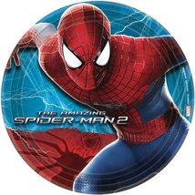 The Amazing Spider-Man 2 Dessert Plates (8ct) - $4.21