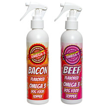 Dog Food Topper Bacon and Beef - $18.95