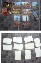 Walt Disney World Postcard Lot Alice In Wonderland It's A Small World Country Be - $28.99