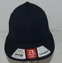 Richardson XSmall Small PTS20 Navy Blue Baseball Hat Uform Visor image 2