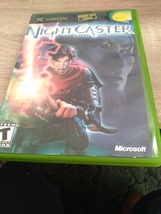 MicroSoft XBox Night Caster: Defeat The Darkness image 1