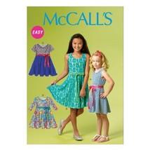 McCall Pattern Company M6915 Chidren's/Girls Dresses, Size CHJ - $14.21