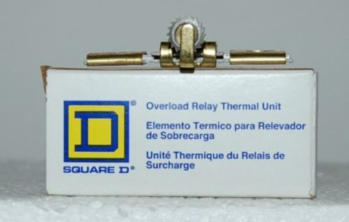 Square D B11 5 New Overload Relay Thermal Unit UL Listed CSA Certified